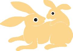 うさぎロゴ